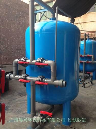 过滤砂缸是一种水压力过滤容器也是